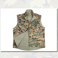 Wholesale Reversible Waistcoat Vest Wearable Outdoor Hunting Emerson Sport Camping Clothing Army Mens Vests JD