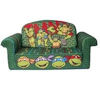Wholesale NEW Marshmallow Fun Teenage Mutant Ninja Turtles Flip Open Sofa