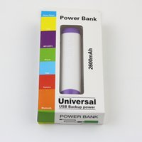 Wholesale Power Bank For iPhone6s s Plus For Galaxy S7 S7 edge For Cellphone Portable Mini Style Charger up
