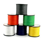 beach braid - HengJia Fishing Tackle LURE M Brand Multi color Super Strong Multifilament PE Braided Wire Fishing Line LB to LB Japan Quality