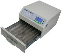 bga reflow station - 180 mm T Infrared Reflow Bga Oven Infrared IC Heater BGA Rework Station