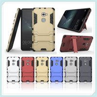 Wholesale Kickstand Case for HUAWEI Mate9 Pro Mate8 Mate S P9 Lite Plus Nova Plus G9 Plus