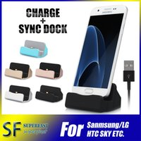 apple cradle charge - USB Cable Dock Station Cradle Adaptable Samsung ON Charging Sync Dock For Iphone Samsung S7 S6 Type C Cable