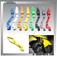 Wholesale K sharpmotor Versatile bracket Vielseitig halter CNC for all motok for example YAMAHA FJ FJR1300 FZ16 FZ6N FZ6R FZ FZ8 FZ1N FZ FAZER