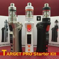 Wholesale Original Vaporesso Target Pro Kit Upgraded Target Pro Mod topfill target pro tank VM VT TCR Mode CCELL Ceramic Coil vs RX75