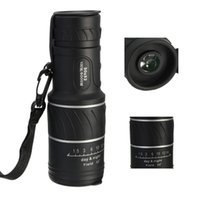 Wholesale S5Q High Quality x52 Double Focusing Eyepiece Day Night Vision Monocular Outdoor Telescope AAAFUU