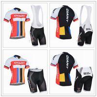 xxxxl size jersey - 2016 New Giant Red White Cycling Cloting jersey bicycle bike wear shirt or bib Suspenders shorts shorts Size XS XXXXL