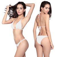 Wholesale Sexy Bikinis Discount - Bikini swimsuit 2016 new hot trend personality explosion models sexy fashion three-BIKINI swimwear lady bikini largest discount