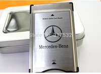 benz card - SD to PCMCIA card reader adapter for Mercedes Benz MP3 memory support GB