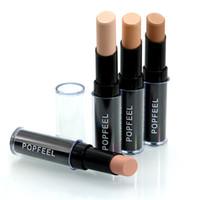 acne scars concealer - Hot Sale New Makeup Concealer Pencil Brightly Colors Concealer Stick Cover Freckles Acne Scars Concealer Pen