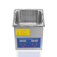 Wholesale 2 L V Ultrasonic Cleaner Large Timer Stainless Steel Cleaning Bracket