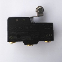 armed contact - Micro Switch Model Z GW22 B Limit Switch Travel Switch Good Quality guarantee Silver Alloy Contacts with Roller arm