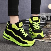 Wholesale Women Sneakers Women Sneakers Shoes Spring Summer Autumn Swing Shoes Female Sport Shoes Wedge Sneakers