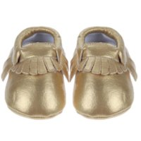 baby crib s - BS S PU Leather Baby Shoes Newborn Shoes Soft Infants Crib Shoes Anti slip Solid First Walkers