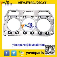 head gasket - Yanmar GMF GMD Full gasket kit with Cylinder Head gasket128370 for Yanmar marine engine overhual rebuild