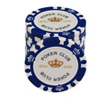 abs club - Poker Chips g Clay Iron ABS Crown Casino Chips Colors Texas Hold em Poker Poker Club Chips