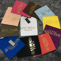 army tshirt - Hott Balmain Designer Sleeveless ladies women s Top Blouse Balmain Sleeveless Tee Shirt Womens Summer Tshirt