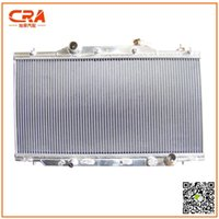 acura high performance parts - CRA Performance High Quality M T Aluminum Car Radiator for Acura RSX DC5 K20