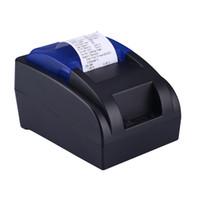 venda por atacado thermal printer-58mm Com a velocidade de impressão de 90mm / s Impressora térmica dos recibos TP-5811