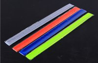 arms or legs - 4 colors Warning light reflective stickers Beam belt on the arm or leg Wristband cycling equipment Hiking equipment