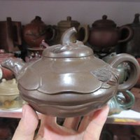 art unusual - Unusual th century Chinese art Yi xing Teapot or coffee pot The master Han meilin made Classic pot gytfr S
