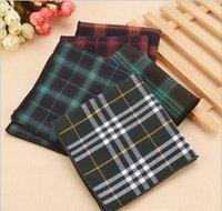 Wholesale Upscale Polka Dot Formal Fashion Men s Handkerchief Pocket Square Hanky for Men Wedding Party gift Colors