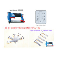 air nailer gun - 1pc Air Stapler FS8016 B Pistions for Air Nailer Gun quot Fine Crown Pneumatic Staplers GA Air Staple U Style Nail mm