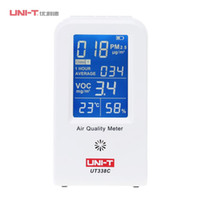 air quality data - UNI T High Precision Indoor VOC PM2 Data Logger Monitor Air Quality Detector Thermometer Hygrometer US Plug Gas Analyzers