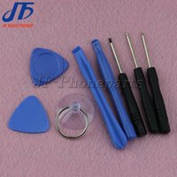 Wholesale 100 set For APPLE iphone S s in REPAIR PRY KIT OPENING TOOLS With Point Star Pentalobe Torx Screwdriver