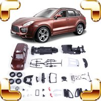 assembly ideas - New Idea Gift Ca Model DIY Game Car Metallic Alloy Collection Assembly Education Toys Fun Piece Up Boys Present Decoration