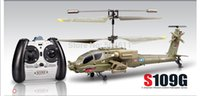 apache kids - Syma S109G Apache AH Channels Mini Indoor RC Helicopter RTF
