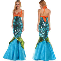 ariel beauty - Hot Fantasia Beauty Mermaid Tail Costume Adult Ariel Mermaid Cosplay Costume For Girls For