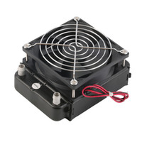 Wholesale New mm Water Cooling CPU Cooler Row Heat Exchanger Radiator With Fan for PC