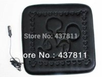 air conditioned seat covers - Car Heated Seat Cushion Hot Cover Auto V Heat Heater Warmer Pad winter BlacK cushion animal heater air conditioning unit