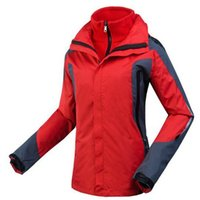 Wholesale outdoor Women Brand Coats amp Jackets Winter Sports Camping amp Hiking Snowboard Breathable Skiing Jacket Waterproof Windproof