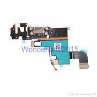 Wholesale 50 Original new white dock flex cable for iphone inch dock connector chargeing port charger flex