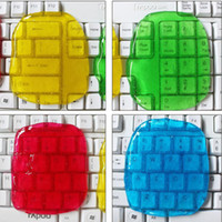 Wholesale New Arrival Hot Sale Super Clean Magic Cleaning Laptop Keyboard Cyber Dust Cleaner Gel Compound High Quality