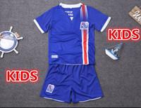 best boy - Kids Youth Iceland Soccer Jerseys Best Quality Michael Bradley Mix Diskerud Jermaine Jones Darlington Nagbe Cheap Futbol Jersey