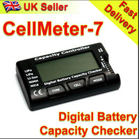 battery life monitor - CellMeter7 Battery Monitor Lipo nicd nimh life cell meter