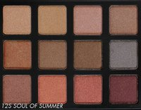 Wholesale Hot Item Hot Morphe pick me up colors eyeshadow palette S NB P Z Waterproof makeup