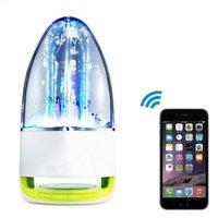 Wholesale KoTeel Wireless Bluetooth Speaker Water Dancing Speaker for Smartphones Tablets MP3 MP4