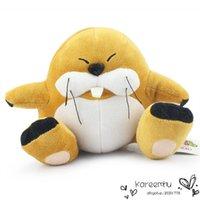 animal groundhog - Super Mario Bros marmot Plush Toy cm set stuffed groundhog Animal Mouse for children gift