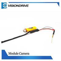 Wholesale KSAD vWF7 Portable Mini Hidden Pinhoe Network Camera monitoring module Camera with external TF card memory