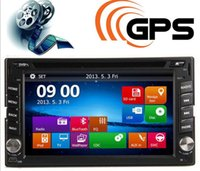 din dvd gps pc - New universal Car Radio Double Din Car DVD Player GPS Navigation In dash Car PC Stereo Head Unit video