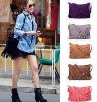 handbag low price - Hot Sale European American Style Star Fashion Tassels Bags Hobo Clutch Purses Handbags women Shoulder Bags good quality low price