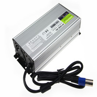 battery powered scooter - 600W LIFEPO4 Aluminum Chargers for V V Lithium Battery High Power Reliable KP Chargers for Electric Scooter GNE014