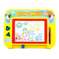 art sketch pads - Magnetic Drawing Board Sketch Pad Doodle Learn Writing Craft Art cm sketchpad tablet painting baby learning educationg toy