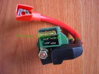 Wholesale Starter relay Starter solenoid for Scooter CF250 Elite CH125 CH150 CRF150F CRF250F CH250 CB250 CN250