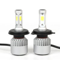 Wholesale 8000LM W high power car led headlight kits with CREE lamps for V V car