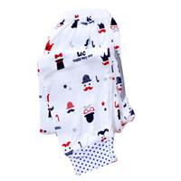 Wholesale Baby Children Cotton Long Trousers Sleepwear Cute Cartoon Printed Pants Kids Children Clothing Boys Girls Sleep Pants Homewear
